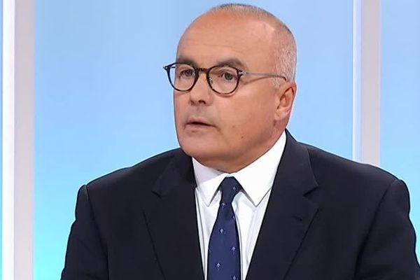Pierre Sennes, procureur de la République de Nantes, était l'invité du 19/20.