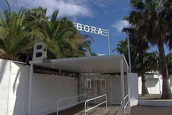 Cap d'Agde (Hérault) - le club Le Bora - 8 ami 2014.
