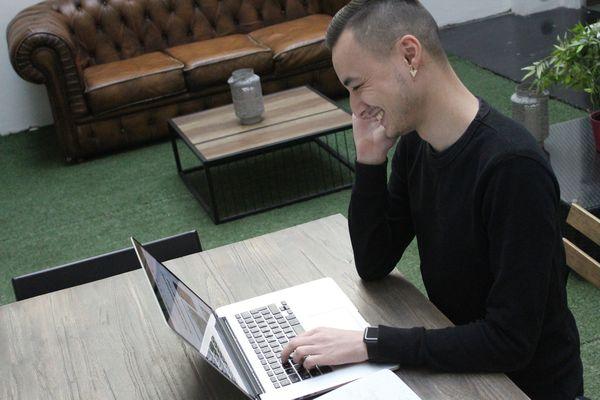 Alexandre Dobrow, fondateur de NextGaymer et du Daily Geek Show.