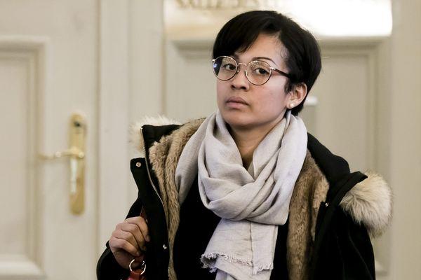 Aina Kuric en décembre 2018.