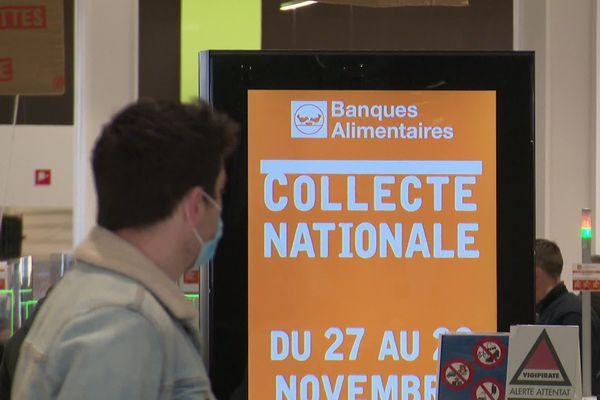 En une journée, le Leclerc de Templeuve a récolté 4600 euros de coupons.