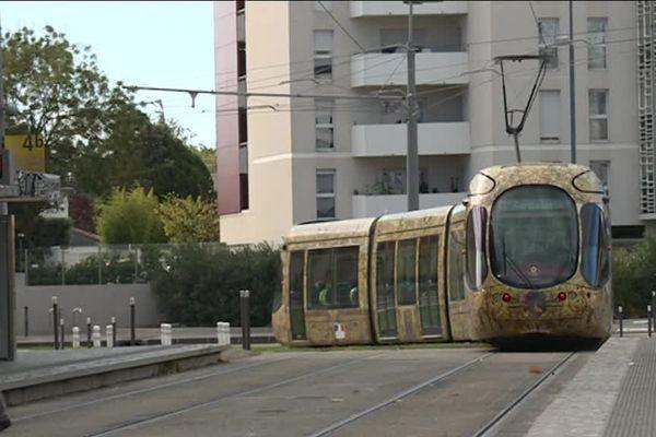 Le tramway de Montpellier bénéficie du même système de freinage.