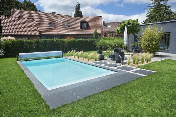 Une piscine enterrée dans les Hauts-de-France