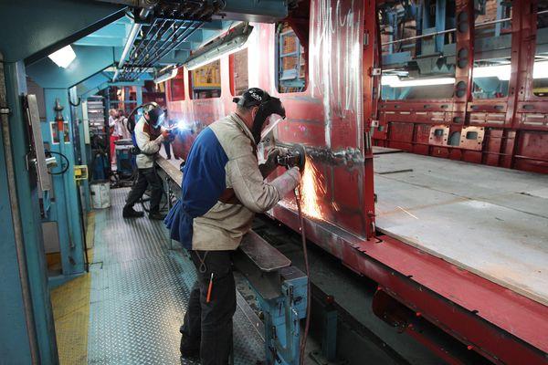 Les salariés de Bombardier sont assurés de plusieurs années de travail.