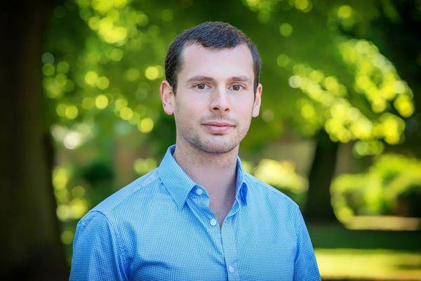 Audric Alexandre, candidat aux élections régionales 2021 dans les Hauts-de-France.