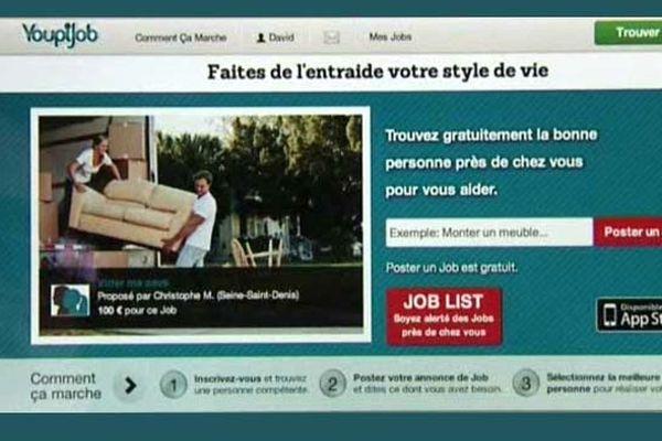Après 6 mois d'existence, youpijob.fr compte déjà près de 50 000 utilisateurs.