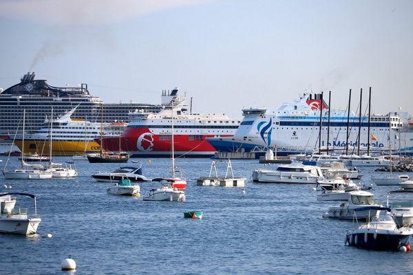 À compter du 8 décembre les tests covid seront obligatoires pour les passagers maritimes en provenance ou à destination de l'Italie.