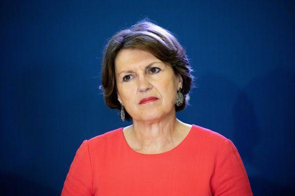 Annie Genevard, la députée LR du Doubs nommée numéro 2 du parti Les Républicains.
