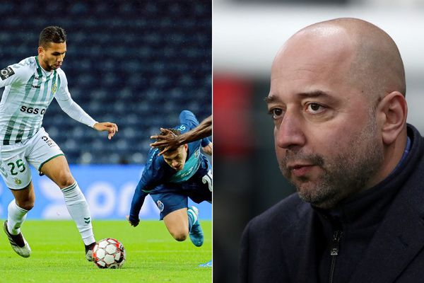 """Gerard Lopez a déclaré qu'il allait investir dans le club portugais du Vitoria Setubal si son président sortant est réélu par les """"socios""""."""