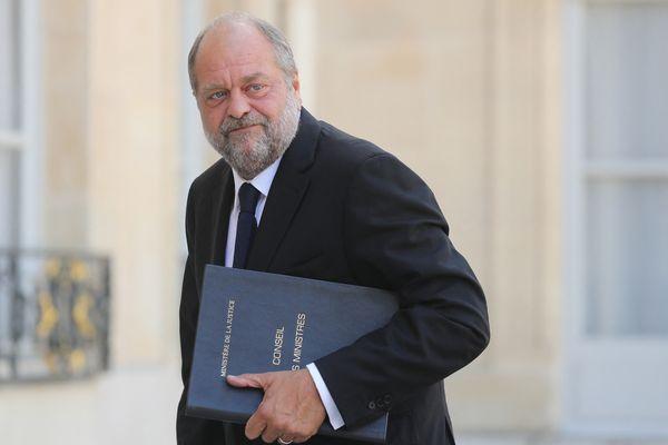 Eric Dupond-Moretti a annoncé vendredi 7 mai qu'il s'engageait dans la campagne des élections régionales dans le Pas-de-Calais.