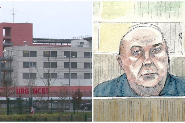 Willy Bardon a été hospitalisé le 6 décembre, après l'annonce de sa condamnation dans l'affaire Kulik.