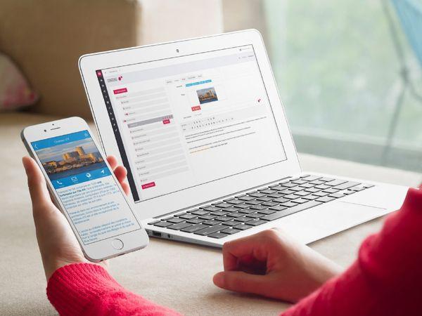 Le créateur d'applis mobiles prépare un grand projet, cette fois, dédié au public des soignants.