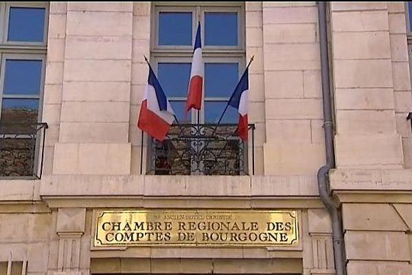 La chambre régionale des comptes de Bourgogne