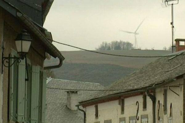 La fée éolienne s'est penchée sur la commune