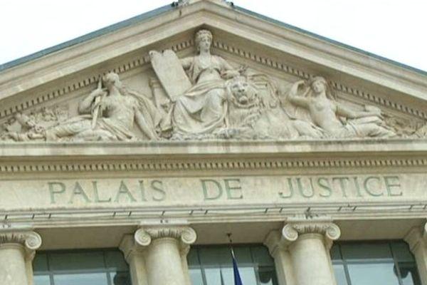 Le Palais de justice de Nice (Archives)