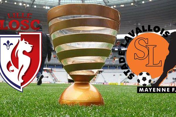 Coupe de la Ligue : Laval jouera sa place en quarts de finale à Lille