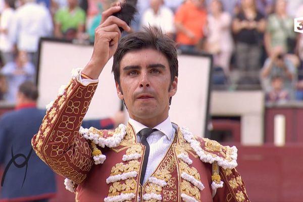 """Miguel Ángel Perera a vécu cet automne un de ses meilleures """"tardes"""" à Madrid."""