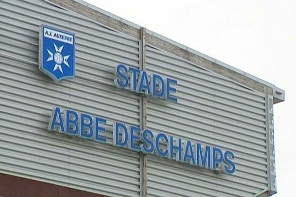 Le club de l'AJ Auxerre est-il relégué en National ?