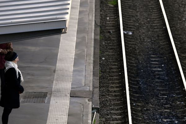"""En Bourgogne-Franche-Comté, le trafic SNCF sera """"très perturbé"""" ce jeudi 9 janvier, nouvelle journée de mobilisation contre la réforme des retraites."""
