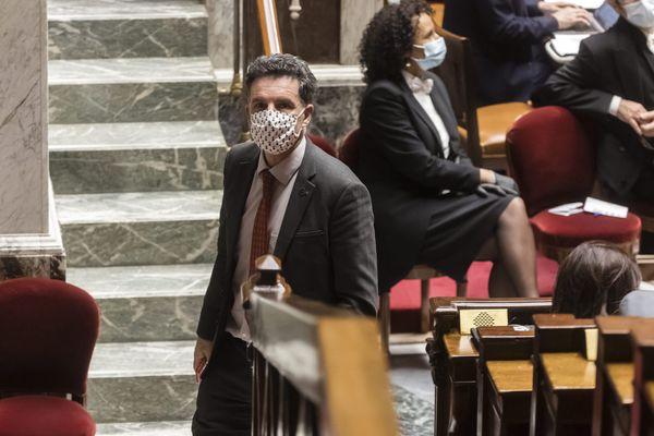 Paul Molac, député Libertés et Territoires de la 4ème circonscription du Morbihan et porteur du projet de loi sur les langues régionales.