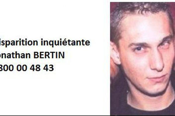 La gendarmerie recherche Jonathan Bertin, disparu le 12 décembre à Baume-les-Dames