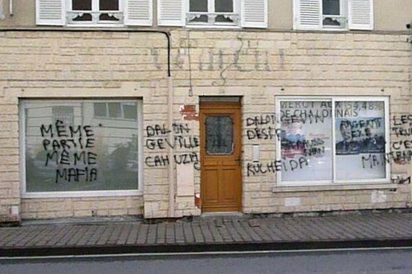 Bureau de la section du Parti Socialiste - Châlons-en-Champagne