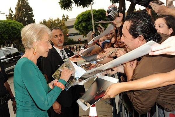 L'actrice anglaise Helen Mirren tiendra l'un des rôles principaux du prochain film de Lasse Hallström tourné en Midi-Pyrénées