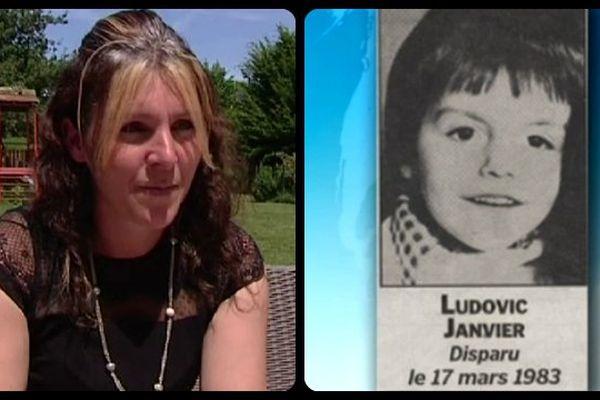 Virginie fêtait son 5è anniversaire, le jour où son frère Ludovic Janvier a été enlevé