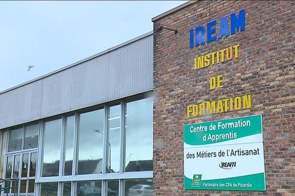 Iream Amiens centre de formation
