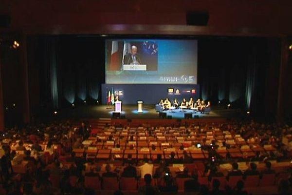 Technology against crime  : 1er Forum à Lyon (08/07/13)