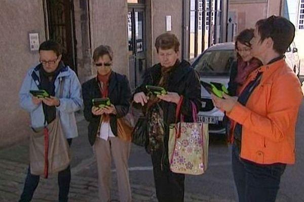 Des tablettes numériques pour visiter Cluny