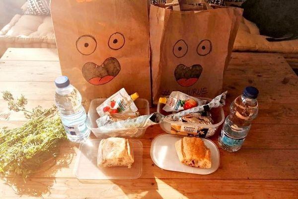 En une semaine, près de 150 paniers-repas ont été réalisés pour venir en aide aux sans-abris à Montpellier.