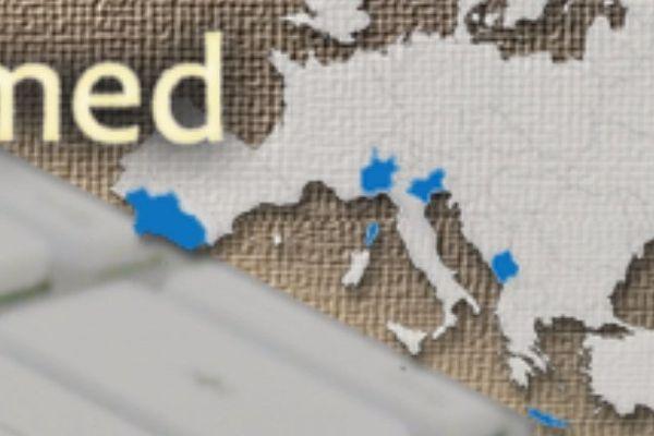 Saisie d'écran du site http://hack4med.homerproject.eu