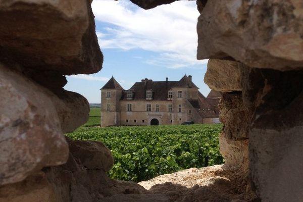 Au XIIème siècle, les moines de l'abbaye de Cîteaux construisent au milieu des vignes, des bâtiments d'exploitation viticoles. Le Château du clos de Vougeot est un symbole de l'Histoire de la Bourgogne.