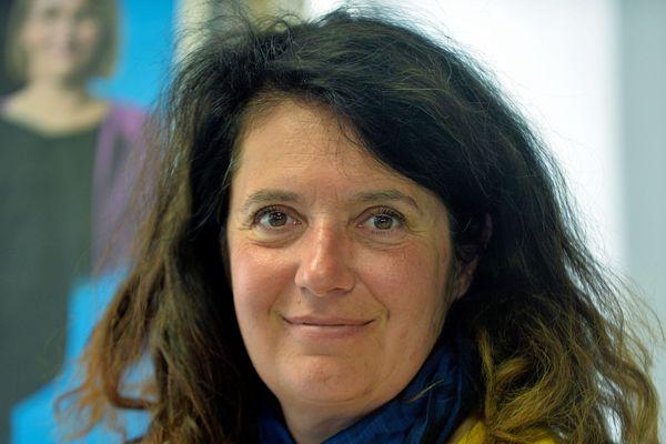 """Irène Tolleret sur la liste """"Renaissance soutenue par La République en Marche, Le Modem et ses partenaires"""" menée par Nathalie Loiseau aux élections européennes."""