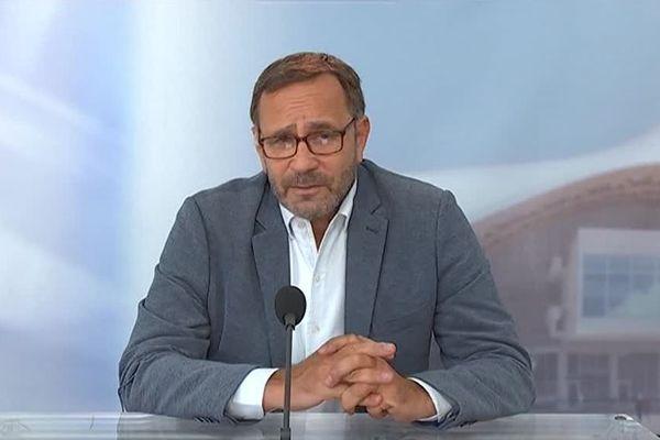 Le professeur Raphaël Pitti.