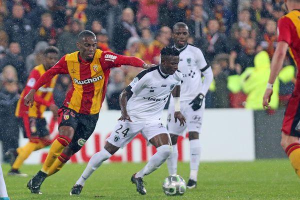 Le Paris FC a perdu face à Lens le lundi 30 avril 2018 lors du match de clôture de la 36e journée de Ligue 2.