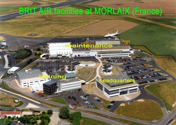 Le site de Morlaix en 2007