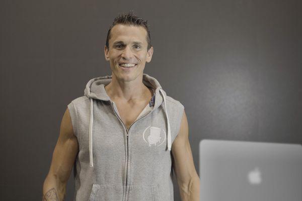 A 37 ans, l'Amiénois Lucien Coulombel est le créateur de la web application Life Trainer.