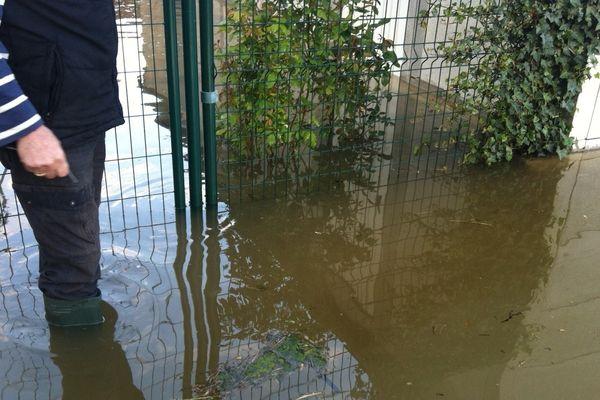 L'eau continue de monter dans le nord de l'Aube