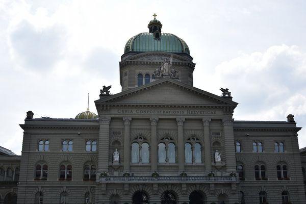 Le Parlement suisse