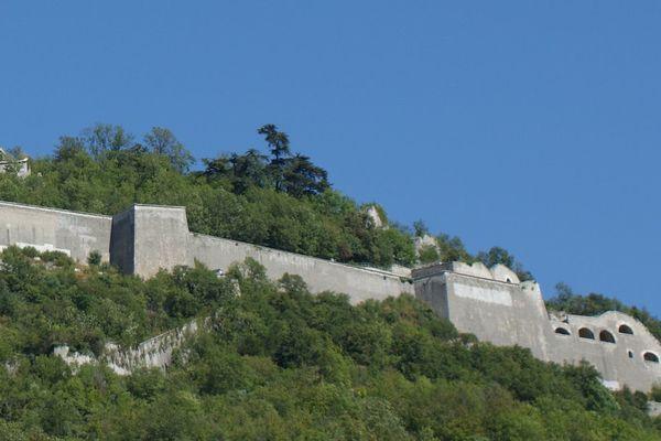 Le Fort de la Bastille.