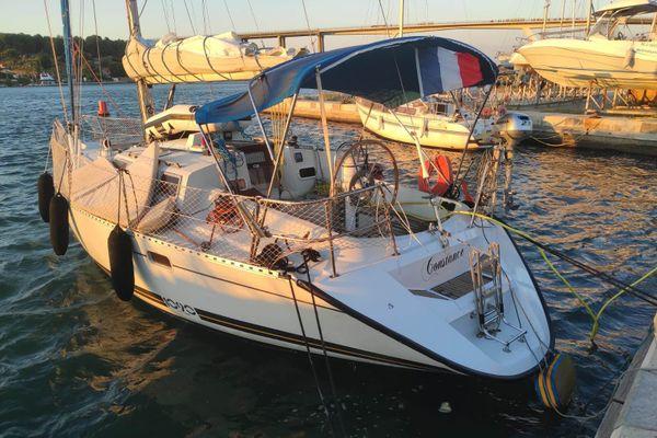 Philippe Bocket a disparu a bord de son voilier le 15 septembre