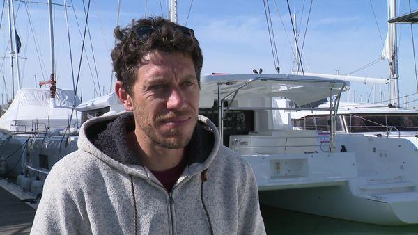 Julien Carayon, responsable de flotte de la société Gulf Stream, cherche constamment de la place pour les bateaux neufs