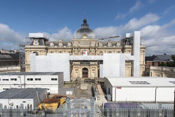 Le Musée de Picardie à Amiens subit les travaux les plus importants de son histoire