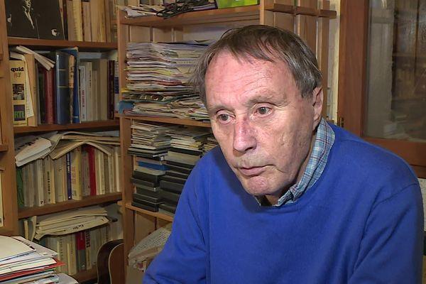 Michel Crespy, sociologue
