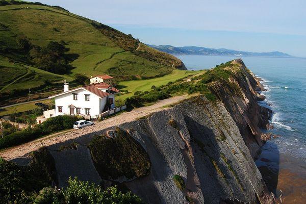 Pays basque - Côte littorale