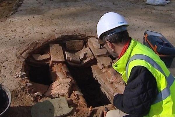 De très anciens fours à potiers ont été découverts à Appoigny dans l'Yonne.