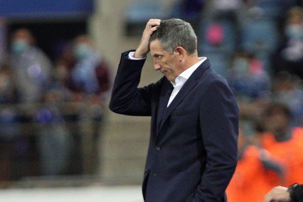 Bilan plus qu'honorable, saillies verbales, l'entraîneur aura marqué l'histoire du Racing Club de Strasbourg
