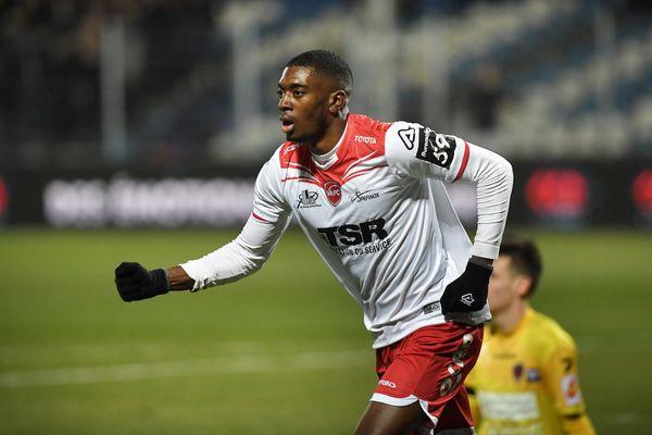 Romil avait également brillé lors de la précédente victoire du VAFC à Clermont.